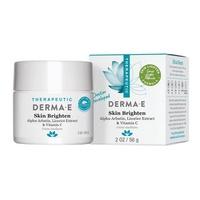 Crema aclaradora de piel. Alfa Arbutín, extracto de Licorice y vitamina C