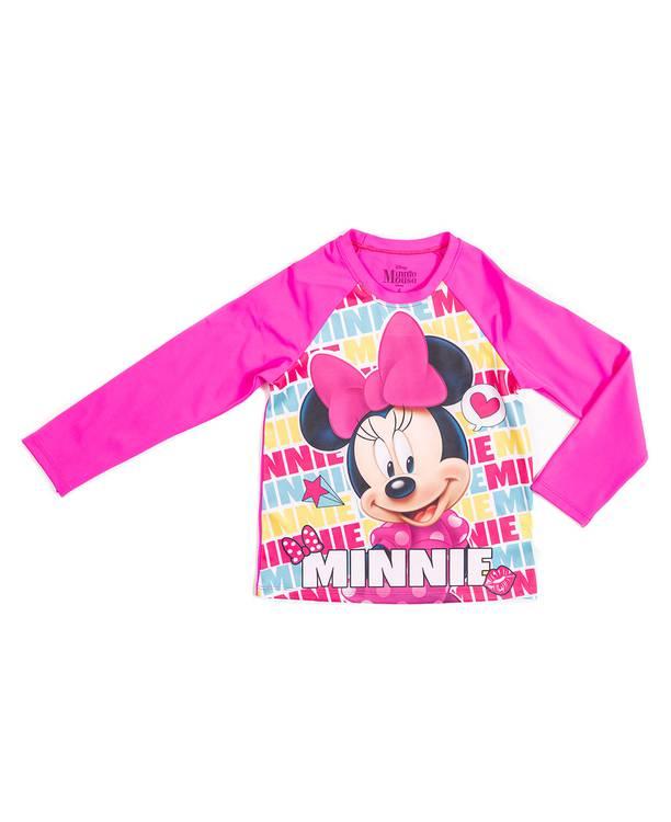 Camiseta Baño Niña Minnie