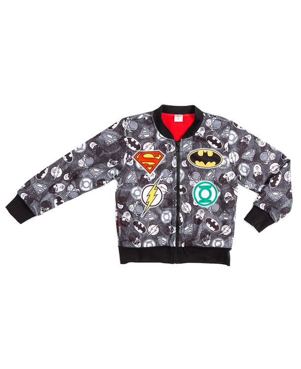 Chaqueta Niño Justice League