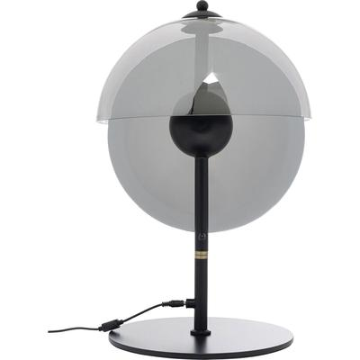 Lámpara mesa Romy negro 48cm