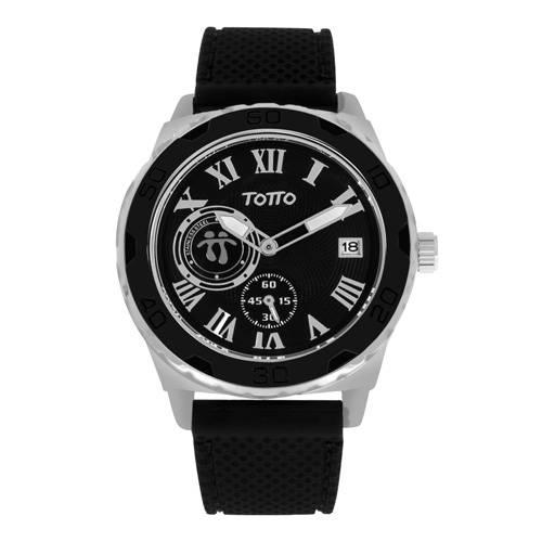Reloj análogo negro-negro 17-1