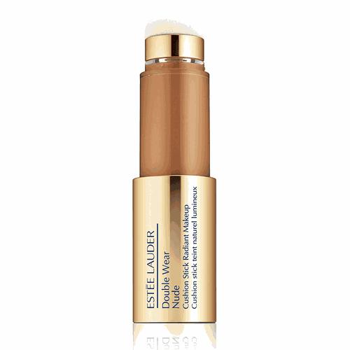 Maquillaje con aplicador cushion beige interperie 2E03