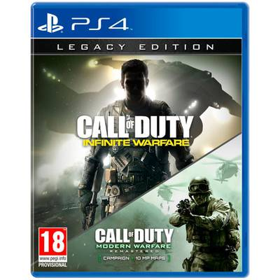 Call of Duty: Infinite Warfare Legacy Edition PS4