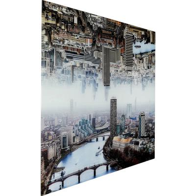 Cuadro cristal London Double 120x80cm