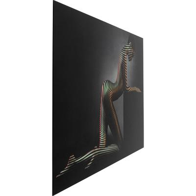 Cuadro cristal Body Aesthetics Lady 120x80