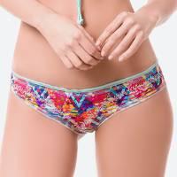Panty Mar de Colores Moderate Cut Multicolor
