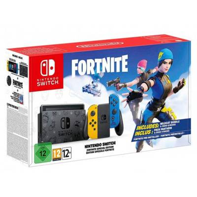 Consola Nintendo Switch 32GB Edicion Fornite
