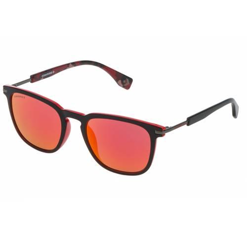 Gafas de Sol Naranja - Negro