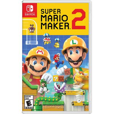 Super Mario Maker 2 - Nintendo Switch