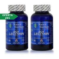 Natural Nutrition Soy Lecithin 2x1