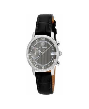 Reloj análogo gris-natural 0334