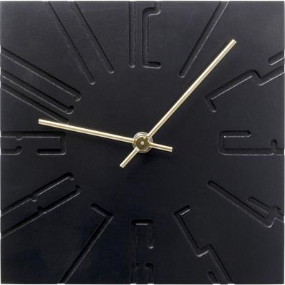 Reloj mesa Cubito negro
