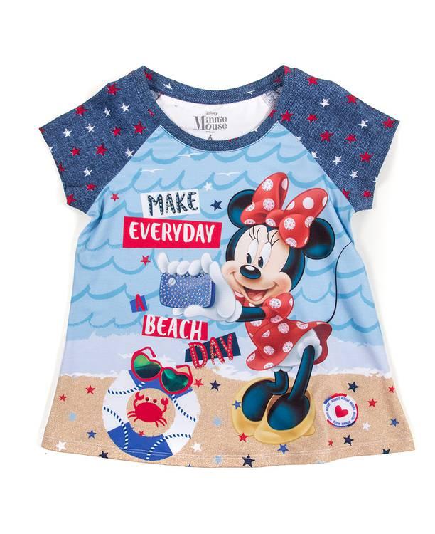 Camiseta Niña Minnie