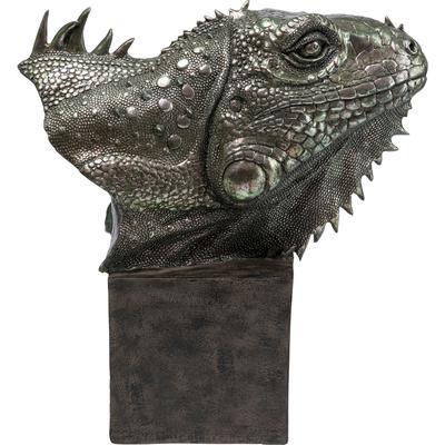 Objeto decorativo Lizard Head