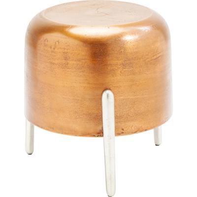 Taburete Lumpy cobre