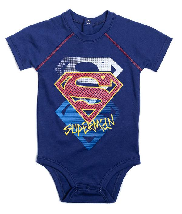 Body Bebito Superman