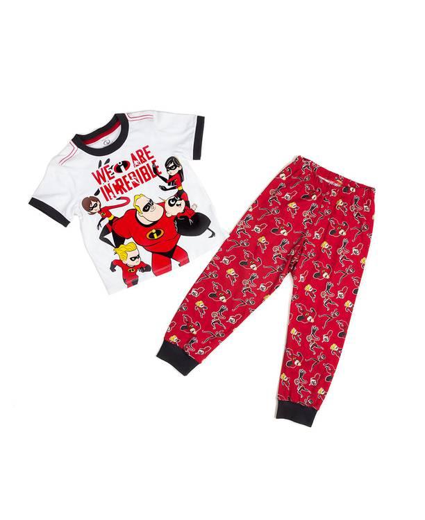 Pijama Niño Increíbles