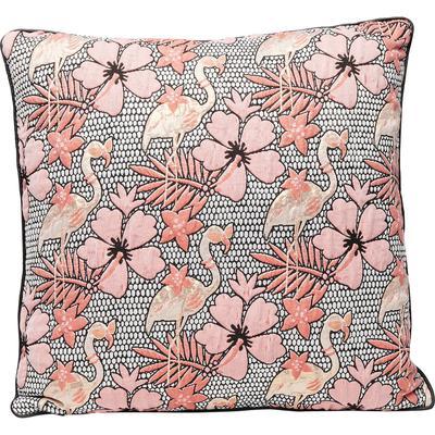 Cojín Flamingo Flowers 45x45cm