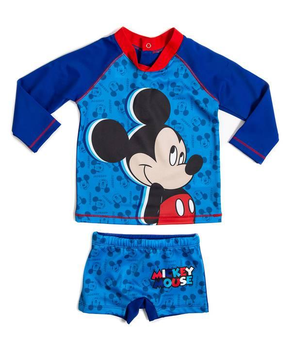 Conjunto Baño Bebito Mickey