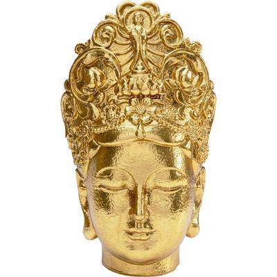 Objeto deco Goddess Head oro 39cm