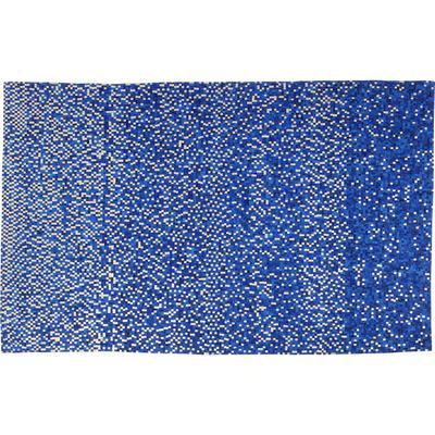Alfombra Pixel azul 170x240cm