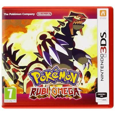 Pokemon Omega Rubi