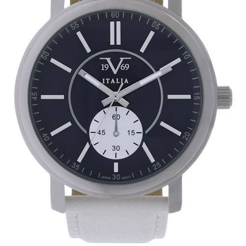 Reloj Azul-Blanco 47-1 - Versace