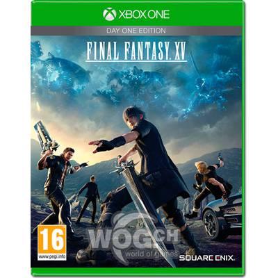 Final Fantasy XV - Day One Edition Xbox One
