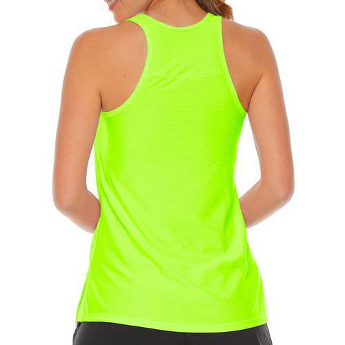 Camiseta M/S Verde Neon