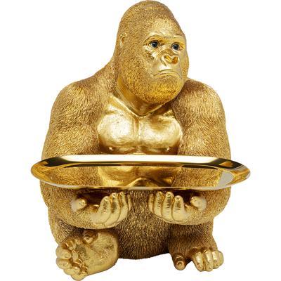 Figura deco Gorilla Butler