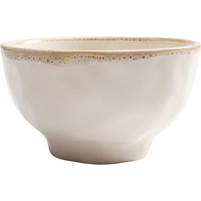 Fuente Organic blanco mate  Ø15cm