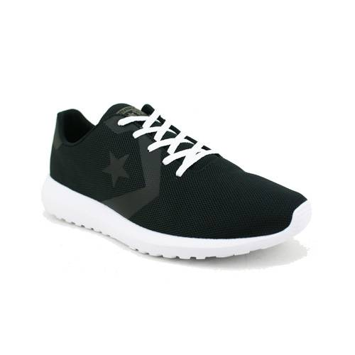 Zapatos Black - Black - White