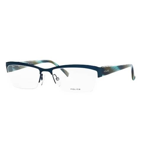 Gafas Oftálmicas Azul-Transparente 8603-8EEX