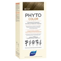 Phytocolor 8 Light Blonde 50ml