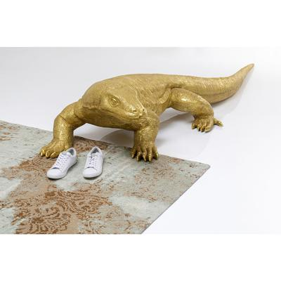 Figura Gorilla oro XXL 330cm