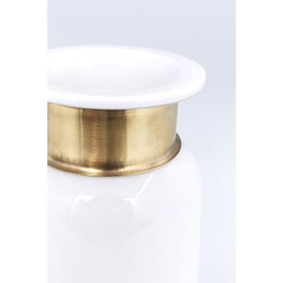 Vasija Pure blanco 32cm