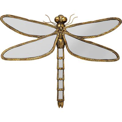 Decoración pared Dragonfly Mirror 71cm