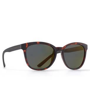 Sunglasses B2707D Demi-Black Gold - Invu