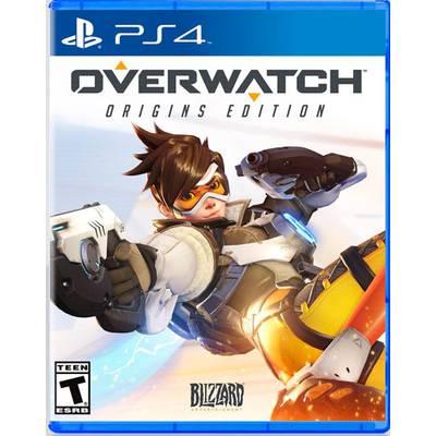 Overwatch - Origins Edition PS4
