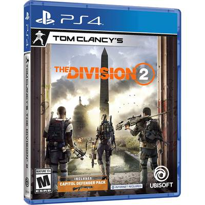 The Division 2 PS4 Edicion Estandar
