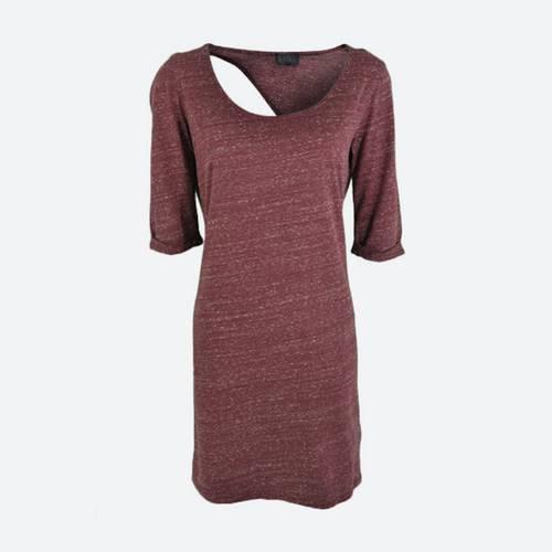 Vestido D-Phoebe Rojo Medio