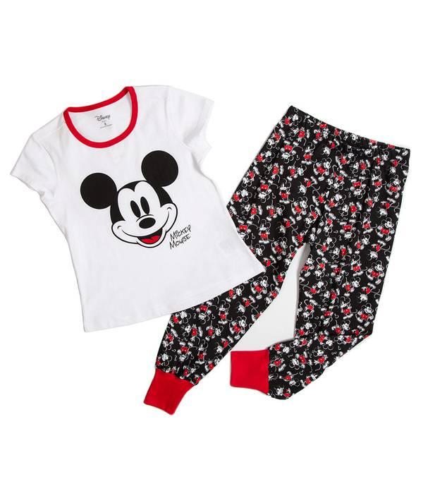 Pijama Niña Mickey