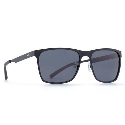 Sunglasses B1803A Matt Black-Gey - Invu