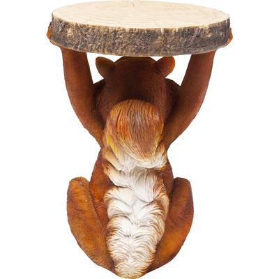 Mesa auxiliar Animal Mini Squirrel Ø25cm