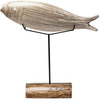 Objeto decorativo Pesce Stripes