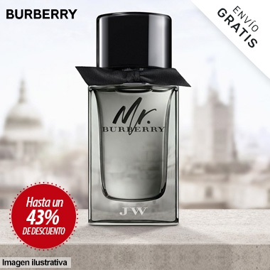 BURBERRY PERFUMES HOMBRE Y MUJER