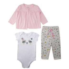 Set x 3 Para Baby Niña