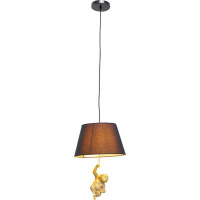 Lámpara Animal Swinging Baby Ape Ø35cm