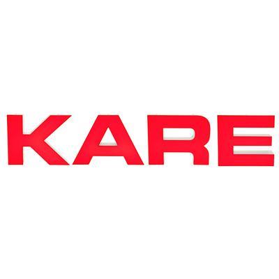 KARE Logo Letra luminosa nueva 100 cm