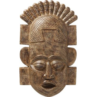 Decoración pared African Mask 90cm